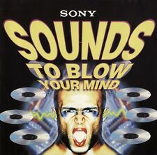 Various Artists-Sony Sounds To Blow Your Mind DOUBLE CD