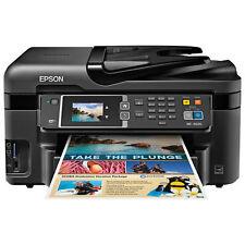 Epson Workforce All-In-One Inkjet Printer (WF-3620) #GG2