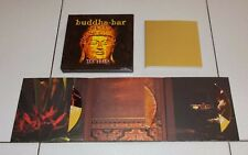 2 Cd + dvd BUDDHA BAR TEN YEARS - George V Records 2006 OTTIMO