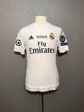 Real Madrid Ronaldo Ramos Era Climacool CL Football Shirt Soccer Adidas Jersey