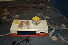 collectible vintage FISHER PRICE 'flash bulb' toy camera 1970's