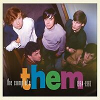 Them - The Complete Them (19641967) [CD]