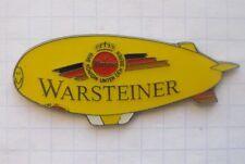 WARSTEINER / ZEPPELIN ..............................Bier-Ballon-Pin (118f)