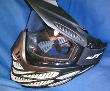 New JT Spectra Flex-8 Thermal Paintball Paintball Mask Goggles - BLACK