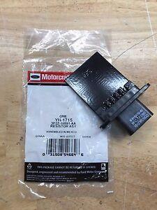 Motorcraft YH1715 HVAC Blower Motor Resistor