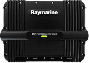 🔥 Raymarine CP570 Professional CHIRP™ high power 4kW Sonar Module 3,000m E70258