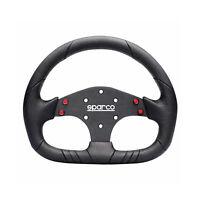 Sparco 015THIP311 Steering Wheel 104 Sport Race Rally Black 310MM