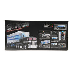 Transformers Optimus Prime MPP10 Transparent Trailer Commander Gift Toys