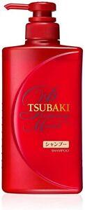 2020 NEW TSUBAKI Shiseido Premium Moist Shampoo 490ml From Japan F/S