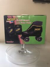 Vintage Nerf Roller Skates Brand New With Tags 1996 Collectible Youth Size2 Rare