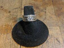 Abbot & Rinehart Bridal 14K Gold Round Diamond Solitaire Engagement Ring Set