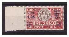 LIBIA  1936  -  ESPRESSO  NUOVO   **
