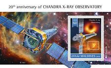 Maldives 2019  Chandra X-ray Observatory ,space   S201908