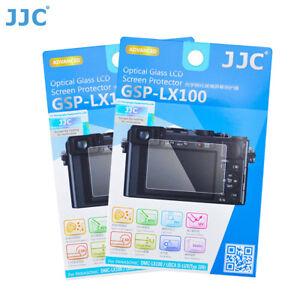 2PCS Glass Screen Protector fr Panasonic DMC-LX100 II Leica D-LUX Typ 109 D-LUX7