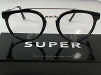 RetroSuperFuture 618 Giaguaro Optical Black Frame Optical Frame STORE MODEL