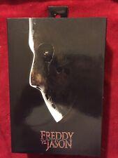 Neca Reel Toys Freddy vs Jason - 7� Scale Action Figure - Ultimate Jason