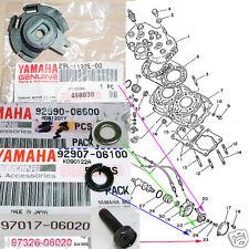 Yamaha TZR250 RZ350 RD350YPVS Valve Pulley & Mounting Kit NOS 29L-1132E-00 ++