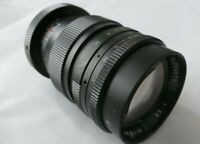 Aico f3.5 135mm Telephoto Lens (M42 fit) Made in Japan Portrait Lens