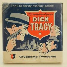 Vintage Sealed 8mm Film Dick Tracy Gruesome Twosome