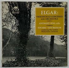 Elgar: Cello Concerto/Pini & Van Beinum/Everest Stereo 3141 Sealed EX