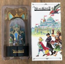 Ni No Kuni 2 Revenant Kingdom The Evolution of a King diorama figure Music Box