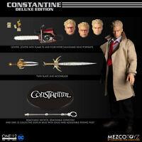 Mezco ONE:12 COLLECTIVE Constantine - Deluxe Edition 6 inch figure PRESALE NEW!