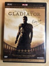 Gladiator, Russel Crowe, Dvd, Signature Selection, Two-Disc Collector's Edition