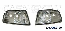 Lamp For 1990-1991 JDM HONDA CRX CR-X EF Si Clear CORNER LIGHTS