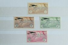 Italy Stamps - Overprints - Small Collection - E3