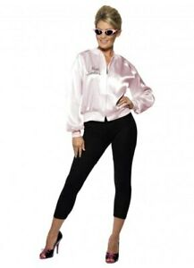 Pink Ladies Jacket Costume - Grease