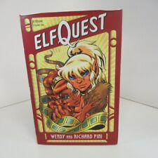 ElfQuest Archives Volume One Wendy and Richard Pini DC Comics 2003 Hardback