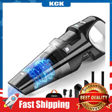 Handheld Vacuum 6KPA Cordless Rechargeable Stronger Cyclonic Suction Lightweight