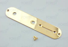 Fender Telecaster ® control plate, gold, 34.2 x 160 mm