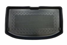 Antislip Boot Liner Trunk Mat for  Suzuki Ignis III 2017- rear seats movable