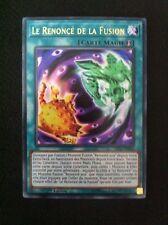 Yu-Gi-Oh! Le Renoncé de la Fusion (Polymérisation): LED2-FR004 -VF/Ultra Rare-