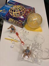 Gladiators Atlasphere Attack 'Warrior' Vintage toy - Hornby - 1992  **inc figure