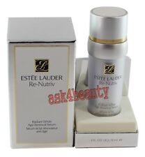 Estee Lauder Re Nutriv Radiant White Age Renewal Serum 1oz/30ml New In Box