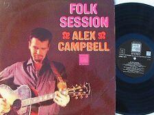 Alex Campbell~Original UK LP Folk session NM 1964 Scottish Folk