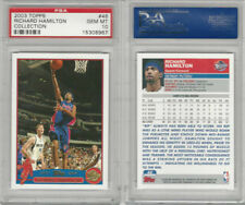 2003 Topps Collection Basketball, #46 Richard Hamilton, Pistons, PSA 10 Gem