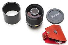 RMC Tokina Mirror Reflex 500mm F8 f. Nikon