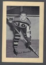 1934-44 Beehive Group I Boston Bruins Hockey Photos #32 Jack Shewchuk