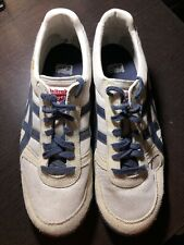 Asics Onitsuka Tiger Ultimate 81 Men's Shoes Size 10 White/Navy