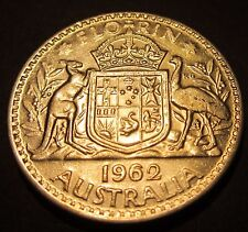 1962 Australia 2/- Two Shillings One Florin ** ERROR DELAMINATION ** #PW62-F