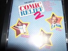 Comic Relief The Best Of Vol 2 (Robin Williams Steven Wright) CD – Like New