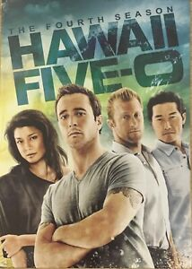 HAWAII FIVE-0 O - Season 4 6 x DVD Set BRAND NEW! Fourth Series Four *REGION 1*