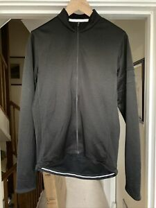 rapha long sleeve Cycling jersey; I think it's a large