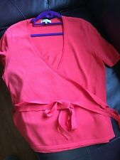 Episode Coral Cross Over Top Size XL ❤️❤️