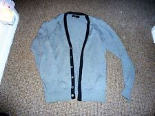 Next Men's Cotton Button-Front Jumpers & Cardigans