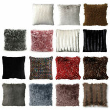 Faux Fur Modern Decorative Cushions