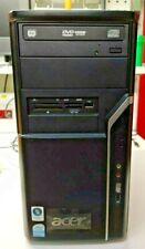 PC DESKTOP ACER ASPIRE M1610 Intel Pentium E2140 - RAM 2GB - HDD 80GB - WINDOWS
